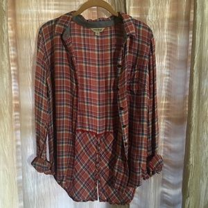 Light and airy Lucky brand button up